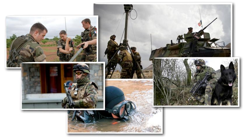 Decouvrez Les Metiers De L Armee De Terre Orientation Pour Tous