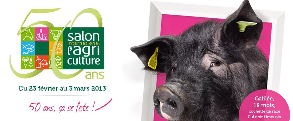 Salon international de l agriculture 2013 orientation - Salon agriculture tarif ...